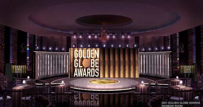 The show must go on: Back-to-back bittersweet and awkward moments rule the night at the half-virtual 78th Golden Globes