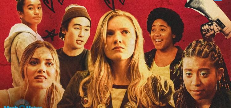 "Riot Grrrl reincarnated: Review of Netflix's new film ""Moxie"""
