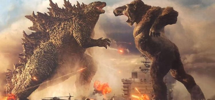"""A clash of titans: A review of the latest film """"Godzilla vs. Kong"""" review"""