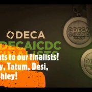 Managing the future managers: CCHS DECA participates in nationals amidst COVID-19