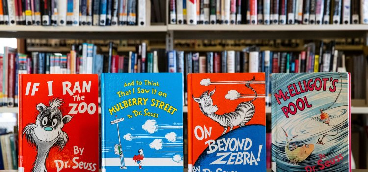 Changing stories to reflect current views: Debates ignited after six insensitive Dr. Seuss books are taken out of print