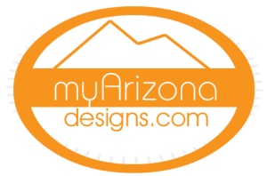myArizona Designs Logo Screen Print