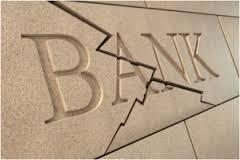 Cracked bank