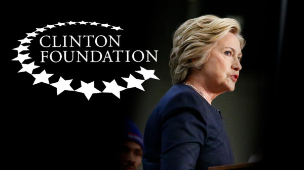 Man In Hiding After Confessing To Illegal Fundraising For The Clinton Agenda: