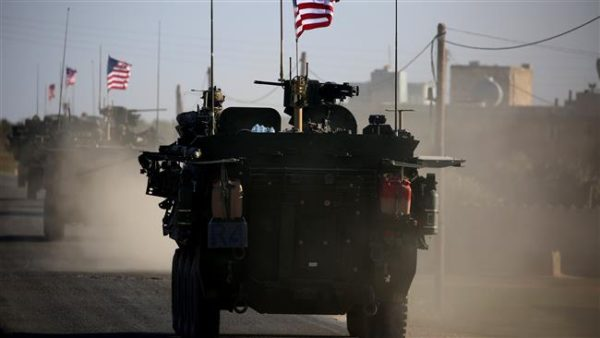 America First: US Deploys Troops Along Syria-Turkey Border