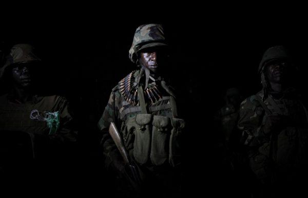 "America's ""Shadow War"" In Somalia Gets A Fresh Start Under Trump"