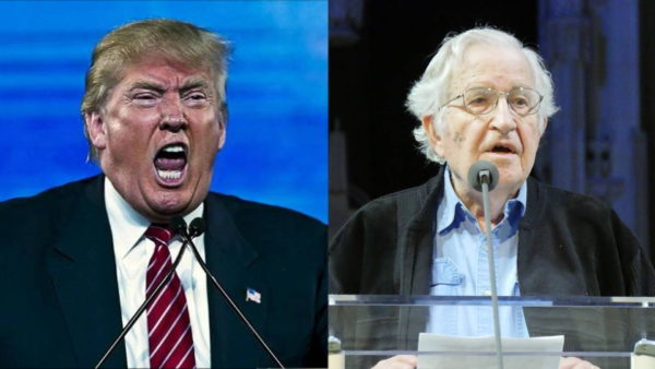 Chomsky: Trump Is A Distraction, Used By The Deep State To 'Systematically Destroy' America