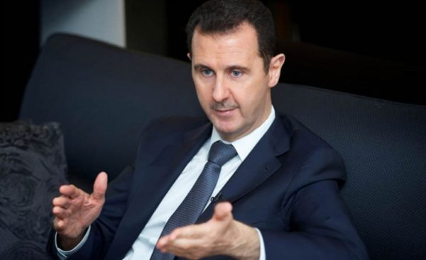 "If Assad Is ""Killing His Own People"" Why Are They Rushing Back To Him?"