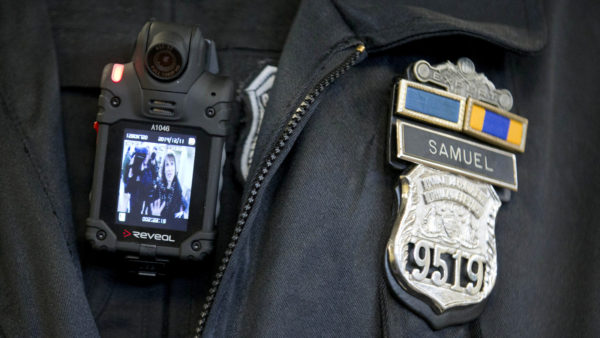 Not My Job: Police Assert Workers' Rights To Not Wear Body-Cams