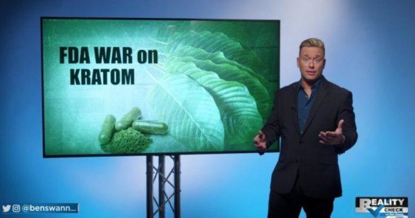 Ben Swann Exposes FDA, DEA Deception On Kratom