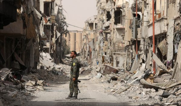 Why The US Is Responsible For The Humanitarian Catastrophe In Raqqa