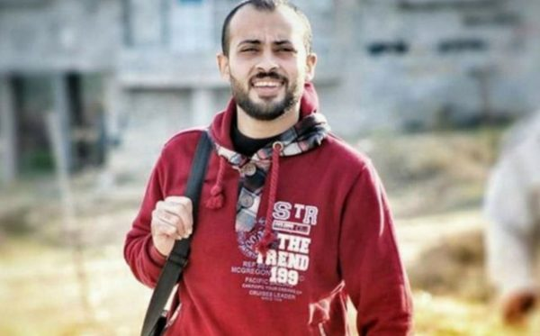 Israeli Snipers Kill Another Journalist Covering Gaza Protests