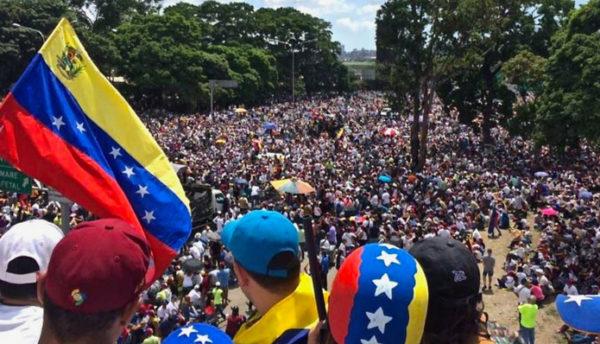 The US Is Definitely Meddling In The Venezuelan Election