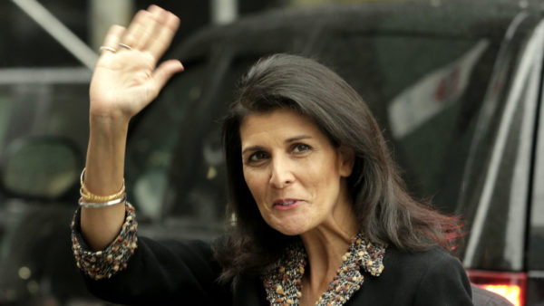 The US Just Ditched The UN Human Rights Council In Defense Of Israel