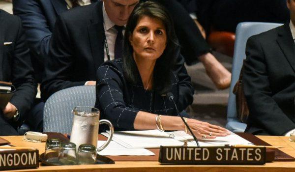 After Leaving UN Human Rights Council, US Slams International Human Rights Groups