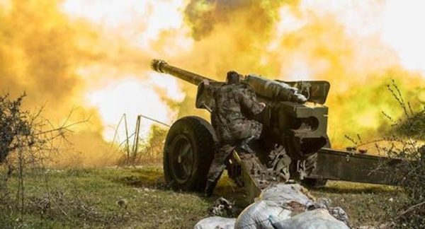 Major Syrian Army Assault On Southeast Idlib As Sochi Deal Unravels