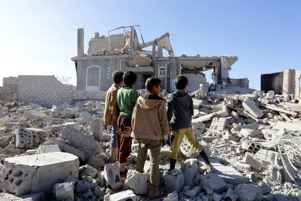 In Close Vote, House Blocks Debate On Yemen War