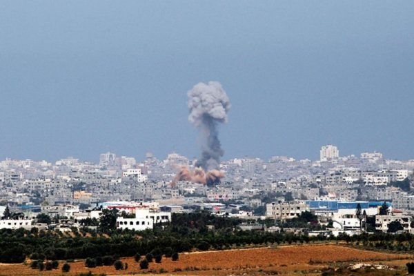 Israel Attacks Two Gaza Locations After IDF Claim Shots Fired At Israeli Fence - No One Was Shot