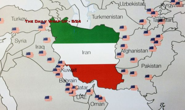 US Doubles Down On Iran