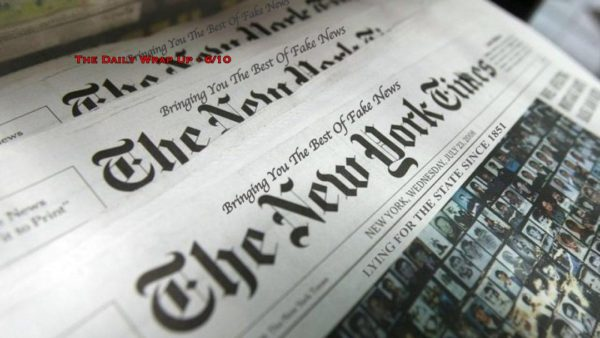 NYT Retracts Major Claim Further Unraveling Skripal Psyop, Pompeo's UK Meddling & More NK Fake News?