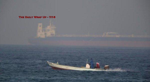 UAE Tanker