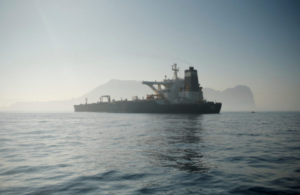 Gibraltar Frees Iran Tanker After US Tries To Prevent It