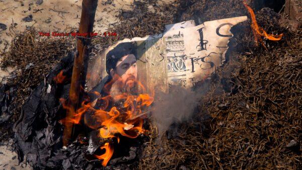 Turkey Gets Baghdadi Sister's