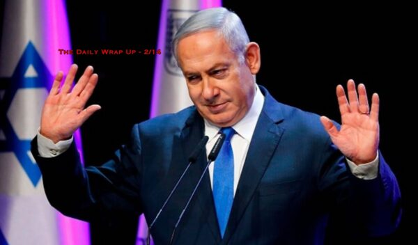 Netanyahu Admits Meddling In US Politics, Israel Attacks Syria & More On Coronavirus As A Bioweapon