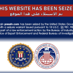 US Government Seizes The Websites Of PressTV, Pro-Palestinian Media Outlets and More