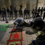 Israel Attacks Al-Aqsa Mosque Worshippers, Attempting To Provoke Violence With Gaza