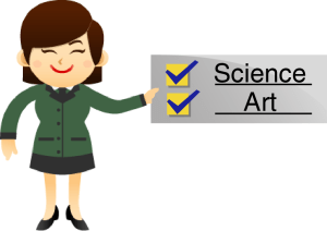 Marketing science and art
