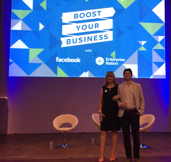 Facebook boost your business