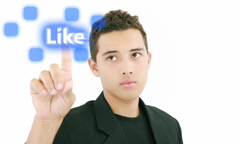 New Facebook Green Badge