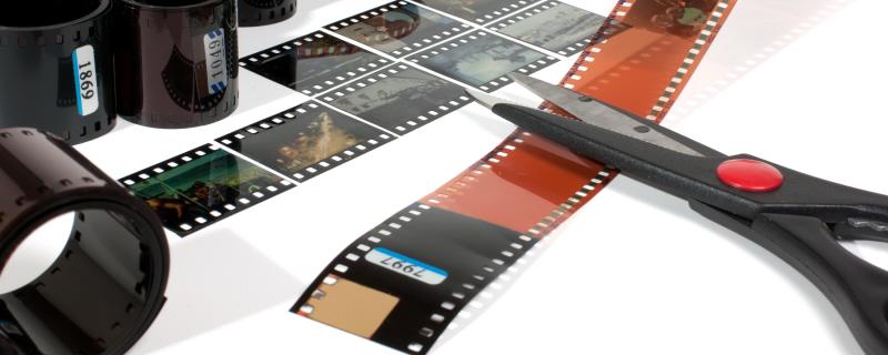 video editing banner