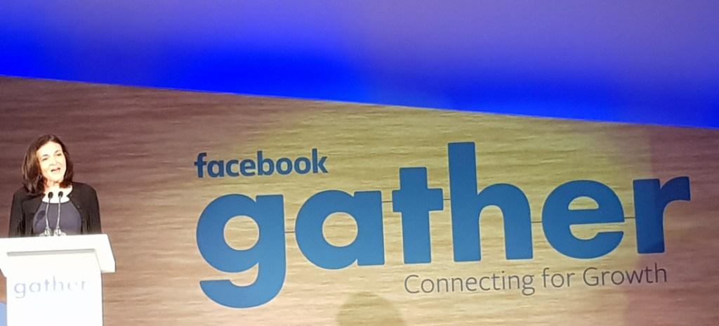 Facebook Gather
