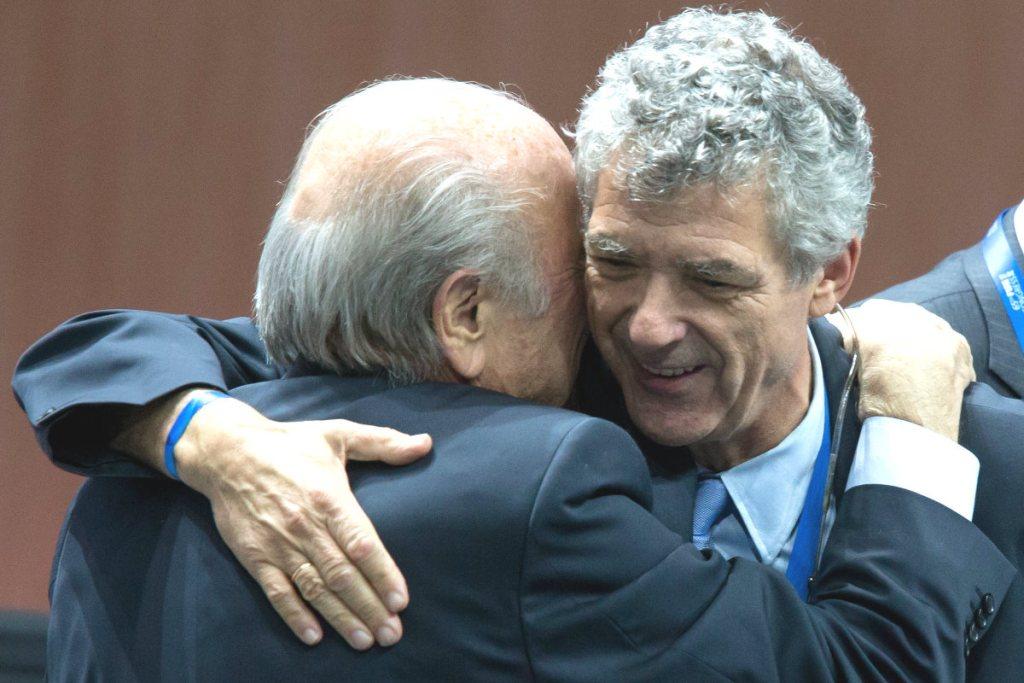 Blatter y Villar