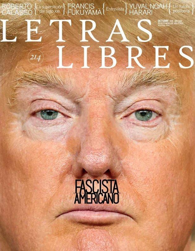 Portada Letras Libres Donald Trump