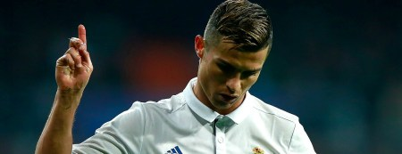Cristiano Ronaldo Real Madrid Alberto Egea