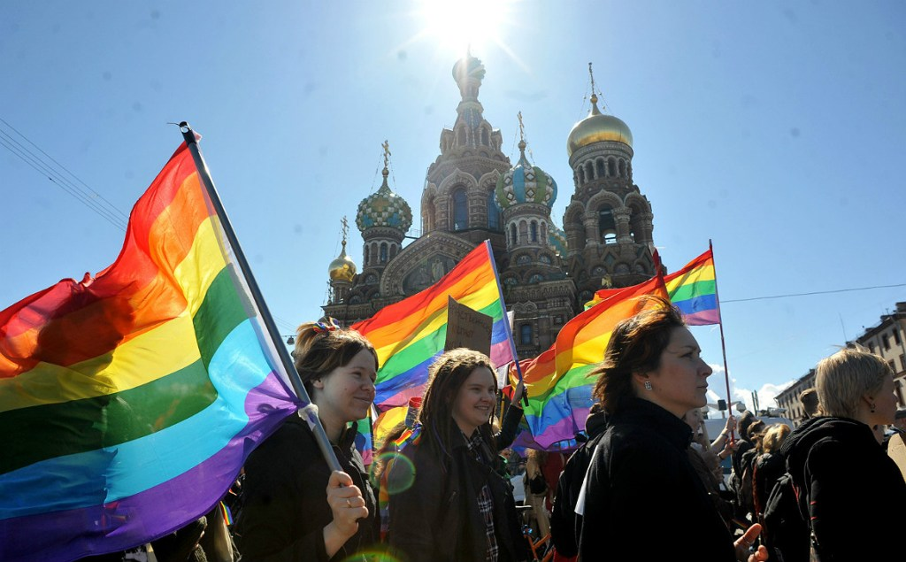 Russia Gay Homosexual Lesbian 2017