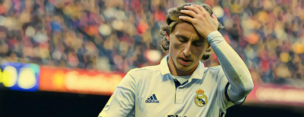 Luka Modric 2017