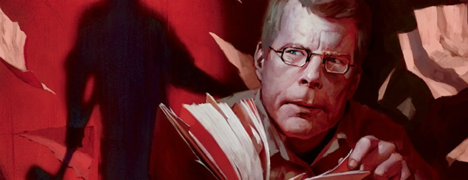 Stephen King The Last Journo