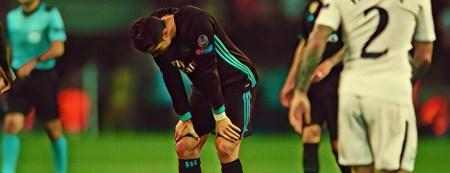 Tottenham 3-1 Real Madrid
