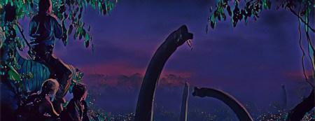 brachiosaurios jurassic park 1993