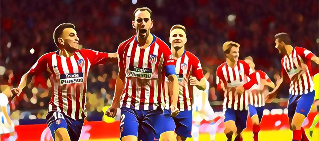 atletico de madrid 2019