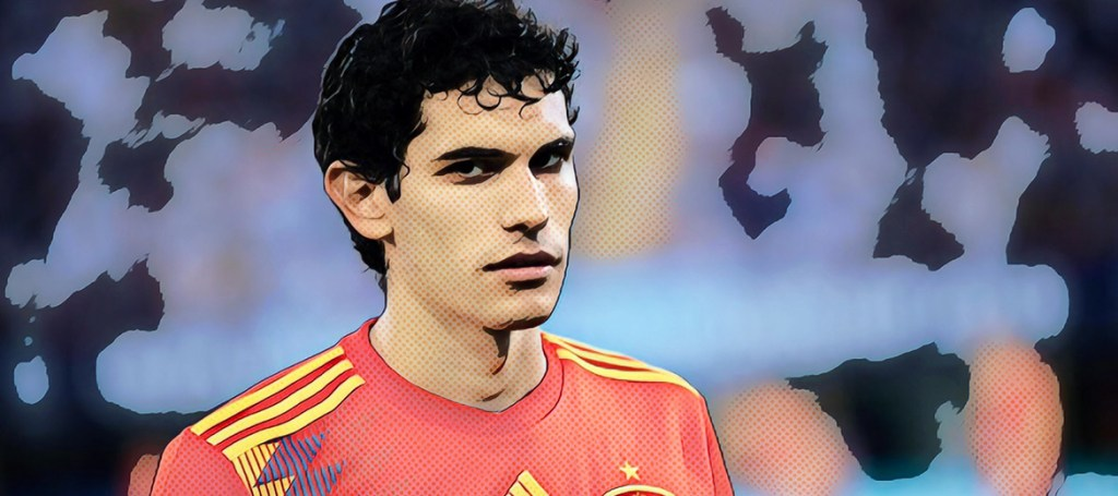 jesus vallejo 2019 spain real madrid