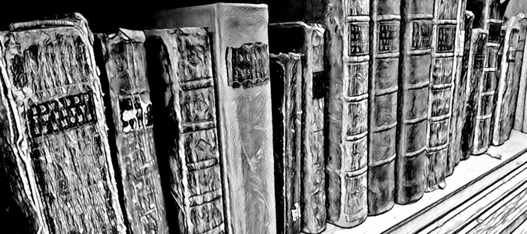 Libros antiguos. Foto genérica para publicaciones de Manuel Mañero