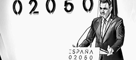 Pedro Sánchez España 2050