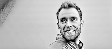 Christian Eriksen, 2021