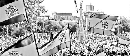 Manifestación Colón 2017