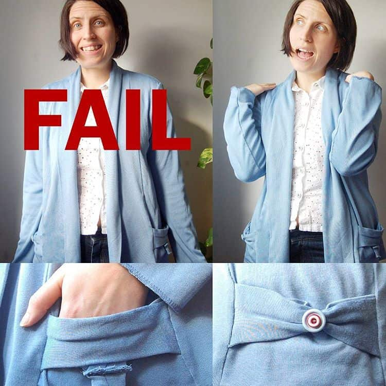 sewing mistakes